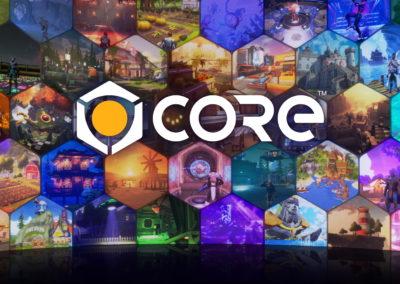 Core Games (Stream + VOD)